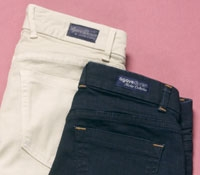 Ladies Trouser Jean