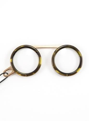 Fassamano Readers in Olive, 2.00 lenses