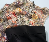 Ladies Sequin Shell
