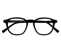 Rounded Square Frame in Black