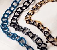 Square Link Eyeglass Chains