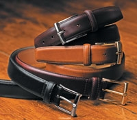 Crockett & Jones Calfskin Belts