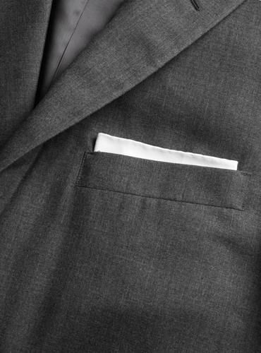Cotton Pre-folded Pocket Square