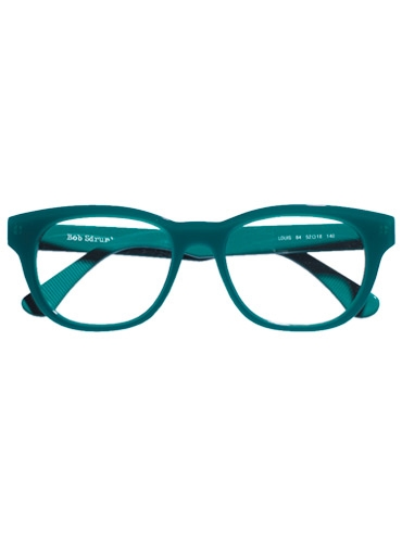 Large Square Frame in Turquoise