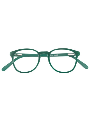 Retro Square Frame in Green