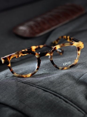 Semi-Square Frame in Dark Tortoise