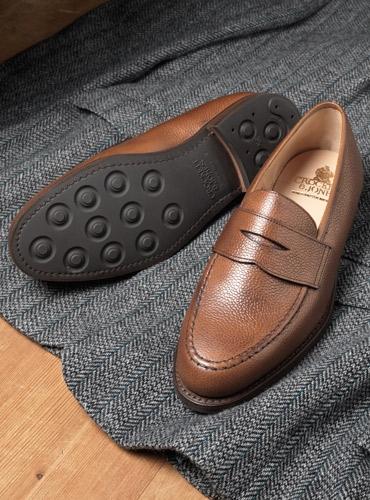 542f85ca9f6 The Boston Loafer in Tan