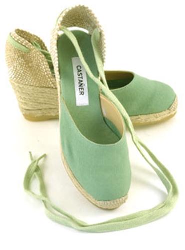 Sage Green Espadrilles