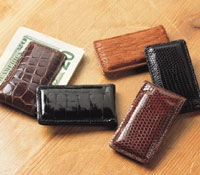 Exotic Money Clips