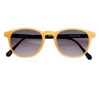 Colorful Sunglasses in Orange Matte