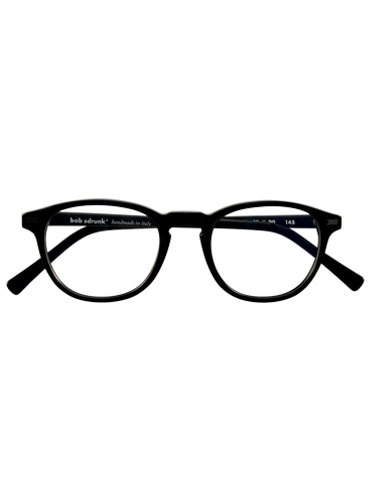 Semi-Square Frame in Black