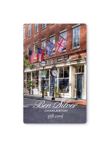 Ben Silver Gift Card