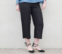 Linen Capri Pants and Long Pants