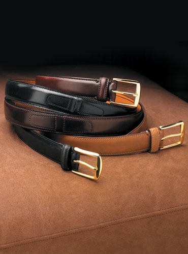 Genuine Shell Cordovan Belts
