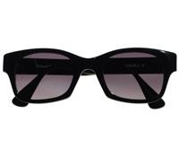 Rectangular Sunglass in Black