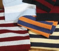Cashmere Varsity Scarves