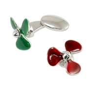 Red/Green Moving Propeller Cl