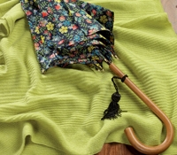 Ladies Liberty Floral Umbrella in Midnight