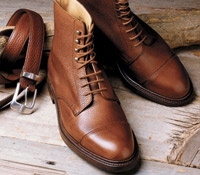 The Coniston Boot in Tan