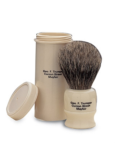 Natural Badger Travel Brush