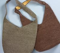 Ladies Crochet Shoulder Bag