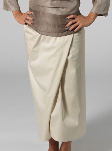 Cotton Culottes in Cream