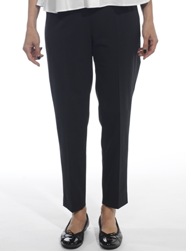 Ladies Gabardine Pants in Black