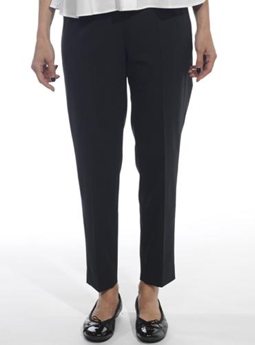 Ladies Gabardine Pants in Black