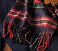 MacPherson Cashmere Scarf