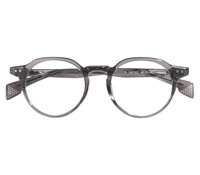 Elston Semi-Round Frame in Smoke