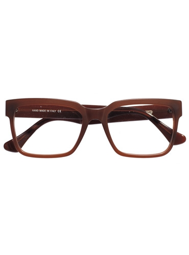 Large Rectangular Frame in Cola Matte