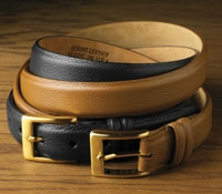 Calf Skin Belts
