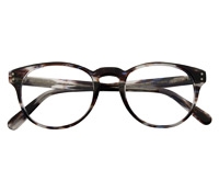 Lafont Rounded Square Frame in Fog