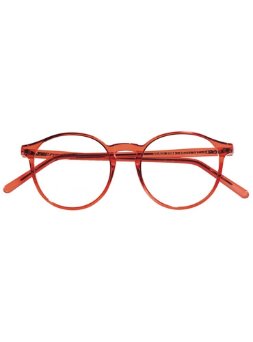 Translucent Crystal P3 Frame in Red