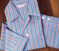 Summer Stripe Pajamas
