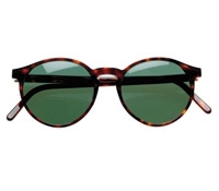 Lafont Pantheon Sunglasses in Dark Tortoise