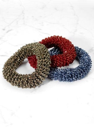 Retro Beaded Bracelet