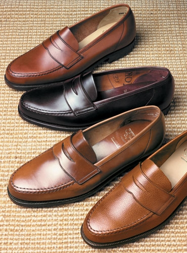 The Harvard Penny Loafers