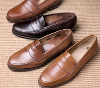 The Harvard Unlined Penny Loafers