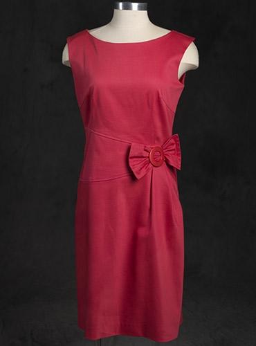 Sleeveless Scoop Neck Dress Azalea
