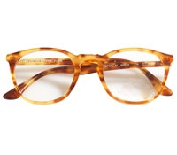 Square Frame in Antique Tortoise