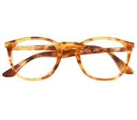 Retro Square Frame in Antique Tortoise