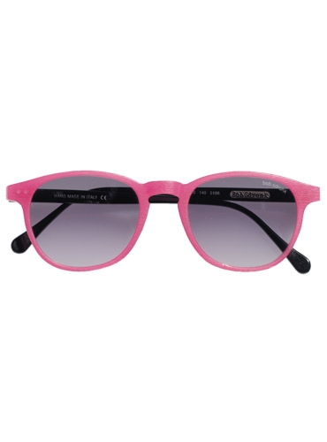 Colorful Sunglasses in Pink Matte