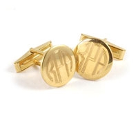 Monogram Cufflinks