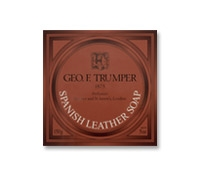 Trumper Spanish Leather Soap