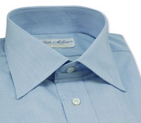 Light Blue End-On-End Shirt