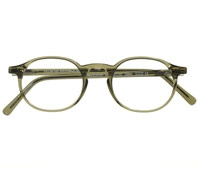 Classic Oval Frame in Olive