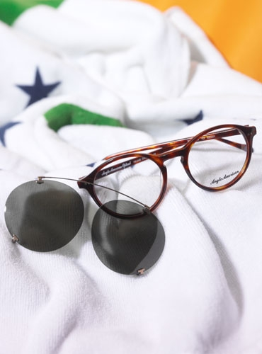 Clip-On Sunglasses for Liberty Frames