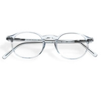 Francois Pinton Classic Oval Frame in Crystal