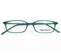 Thin Rectangular Frame in Green